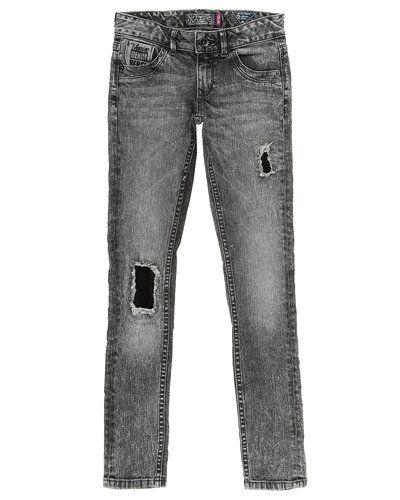 Vingino Vingino Areanne med rynkaeffekt jeans