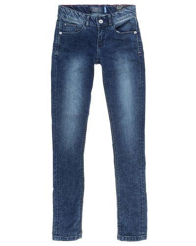 Vingino Vingino Bobine jeans med rynkaeffekt