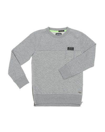Grå sweatshirts från Vingino till kille.