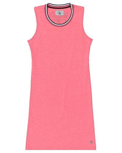 Till tjej från Vingino, en rosa klänning.