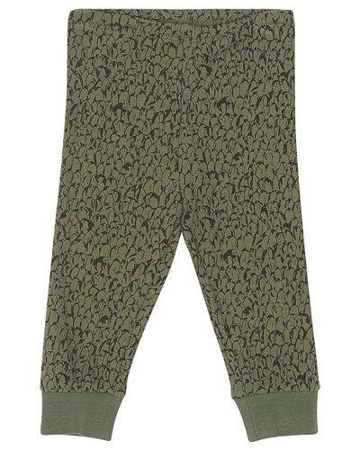 Till kille från Wheat, en grön leggings.