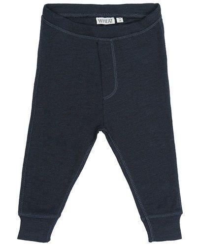 Blå leggings från Wheat till kille.