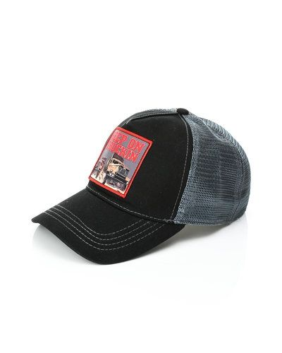 Wow WOW A-Head 'Keep on' trucker snapback cap. Kepsar håller hög kvalitet.