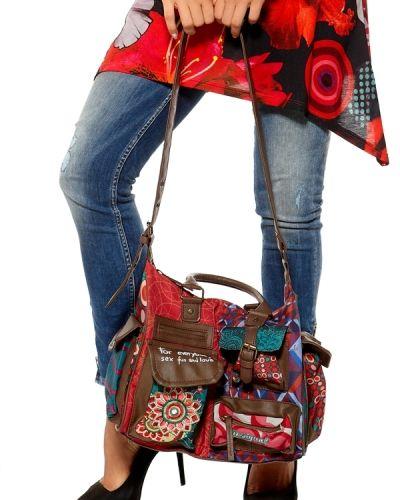 London Annelise Bag från Desigual, Axelremsväskor