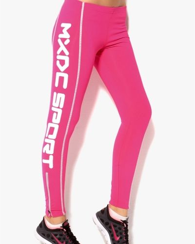 Reflective Logo Tights - MXDC - Träningstights