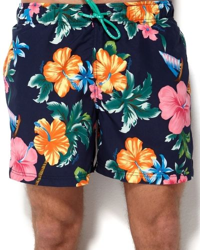 Thorpe Flower Trunk - Tommy Hilfiger - Badshorts