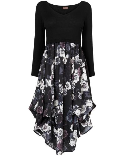 Phase Eight Abingdon Print Hook Up Dress