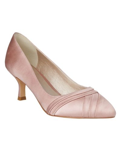 Finsko Aliana Satin Court Shoes från Phase Eight