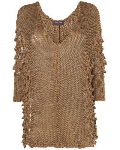 Angelica Mix Stitch Knit Phase Eight stickade tröja till dam.
