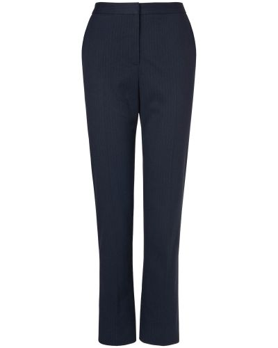Phase Eight Anna Pin Stripe Slim Leg Trouser