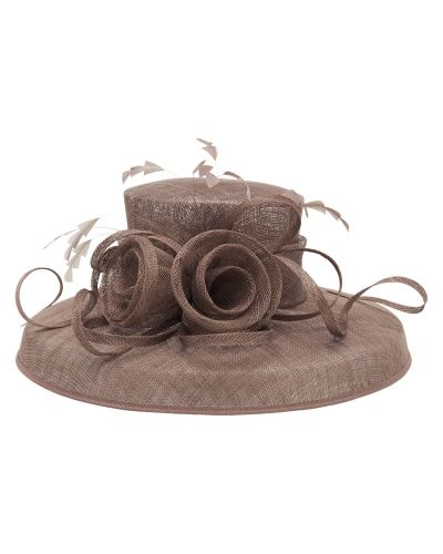 Hatt Ashford Flower Brimmed Hat från Phase Eight