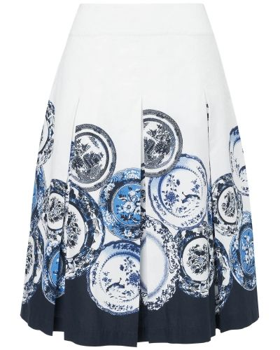 Phase Eight Assiette Print Skirt