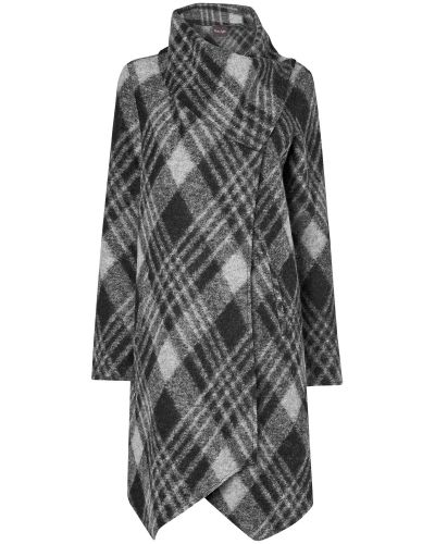 Phase Eight Bellona Check Coat