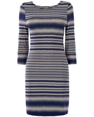 Blurred Stripe Tunic Phase Eight tunika till dam.