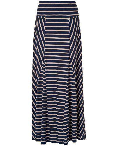 Maxikjol Carolyn Striped Jersey Maxi Skirt från Phase Eight