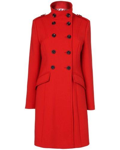 Till dam från Phase Eight, en röd kappa.