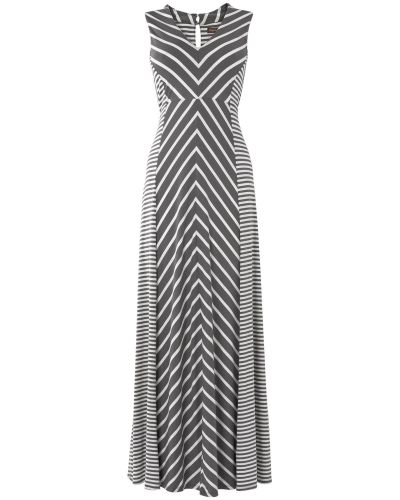 Phase Eight Chevron Stripe Maxi