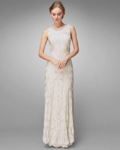 Till dam från Phase Eight, en vit klänning.