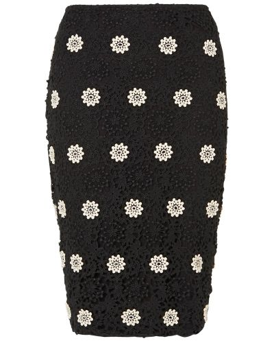 Phase Eight Cleo Crochet Skirt