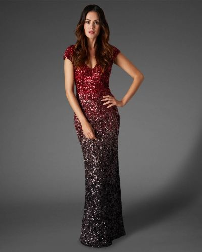 Phase Eight Collette Sequin Dress