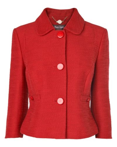 Phase Eight Daphne Textured Jacket