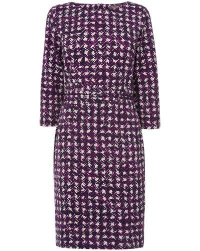 Klänning Davina Waffle Dress från Phase Eight