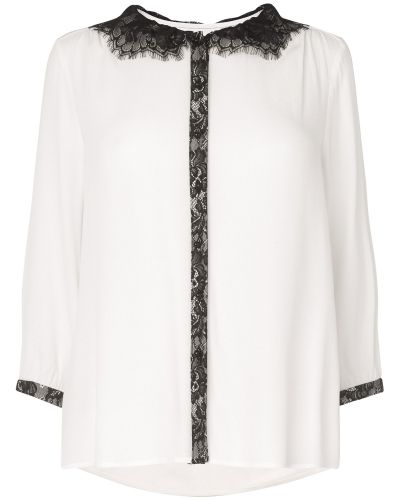 Diana Lace Collar Blouse Phase Eight blus till dam.