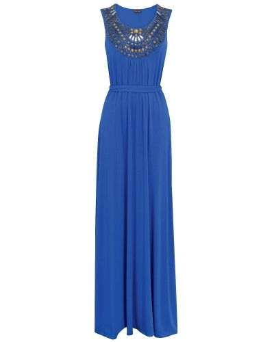 Phase Eight Ella Embellished Maxi Dress
