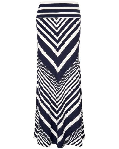 Phase Eight Ellison Stripe Jersey Skirt