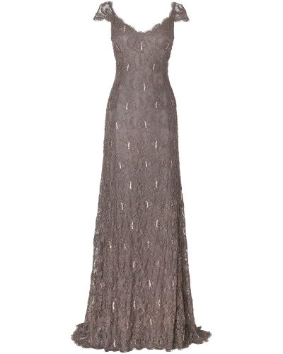 Phase Eight Eve Beaded Lace Maxi Dress