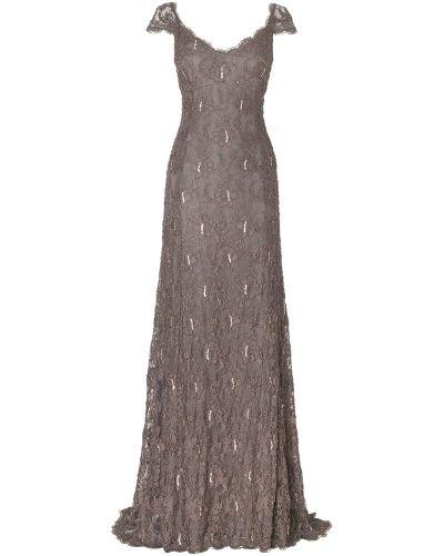 Phase Eight Eve Beaded Lace Maxi Dress