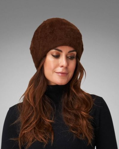 Phase Eight Fay Fluffy Beret