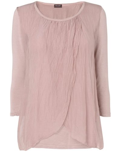 Phase Eight Fliss Layered Silk Blouse
