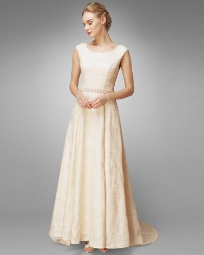 Phase Eight Flora Embroidered Bridal Dress