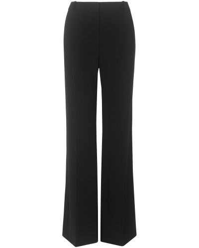Phase Eight Jamie Textured Crepe Trousers
