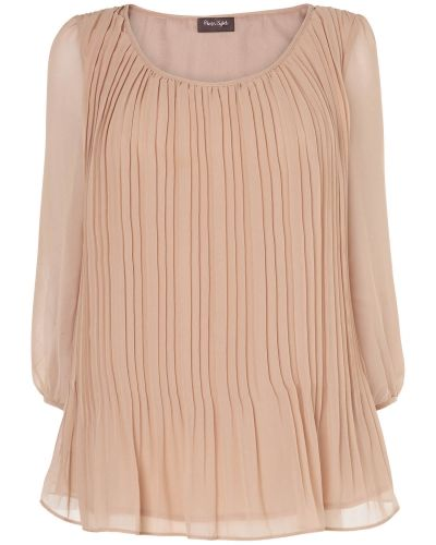 Phase Eight Jill Pleated Blouse