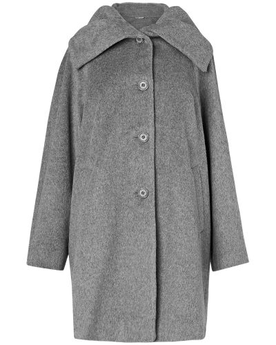 Josie Ruched Collar Coat Phase Eight kappa till dam.