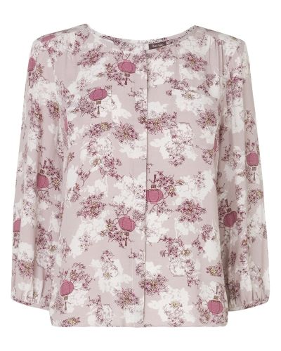 Phase Eight Li Lantern Print Blouse