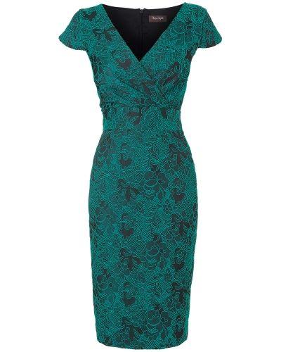 Blå klänning från Phase Eight till dam.