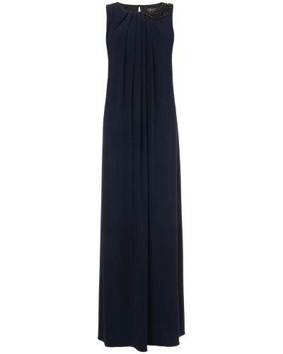 Phase Eight Liz Beaded Trim Maxi Dress
