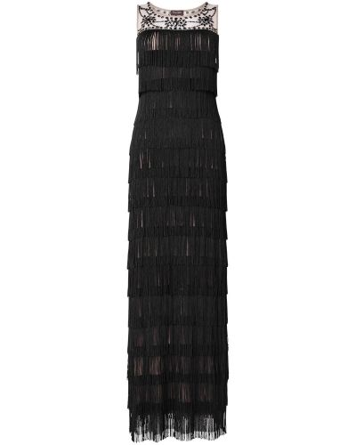 Phase Eight Lucille Fringed Full Length Maxi Dress