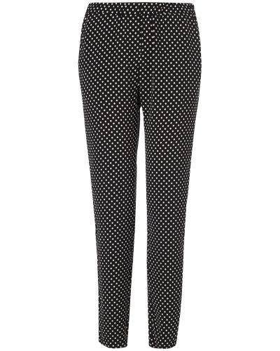 Byxa Lulu Geo Printed Trousers från Phase Eight