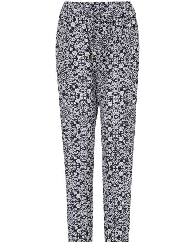 Byxa Malika Tile Print Trouser från Phase Eight