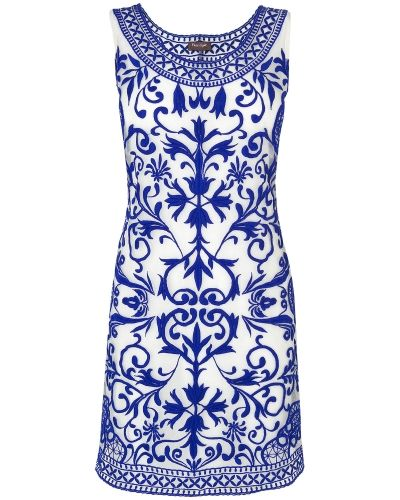 Phase Eight Mariella Embroidered Dress