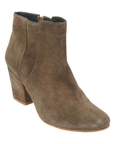 Phase Eight Mollie Suede Ankle Boot