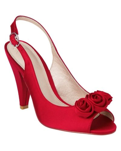 Myla Rose Trim Shoes Phase Eight finsko till dam.