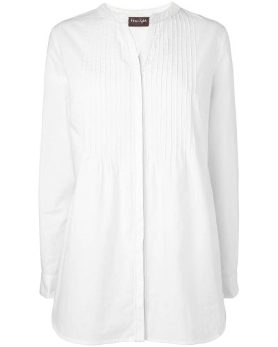 Phase Eight Nadine Dip Hem Shirt