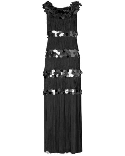 Phase Eight Noleen Fringed Maxi Dress