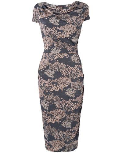 Klänning Pagoda Print Dress från Phase Eight