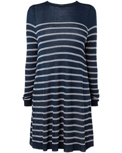 Phase Eight Sabrina Stripe Flare Tunic
